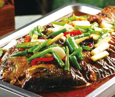 韩式烤鱼培训
