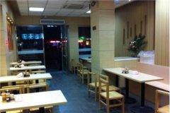 大学生在学校门口开家小吃店