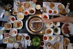 韩式烧烤采用哪些调料