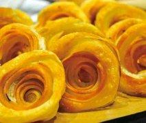 如何制作60层酥皮的美味油旋