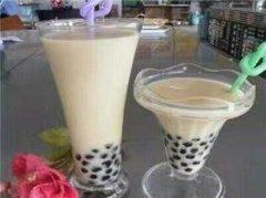 珍珠奶茶培训学员窦先生作品