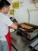铁板豆腐培训实景图