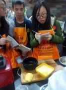 鲜芋仙甜品培训实景图