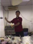 印度飞饼培训实景图