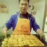 黄桥烧饼培训实景图