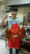 北京烤鸭培训实景图