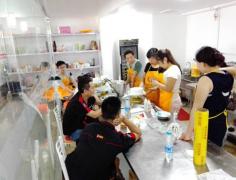 潮州鹵水培訓實景圖