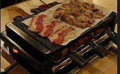 韩式烧烤培训实景图