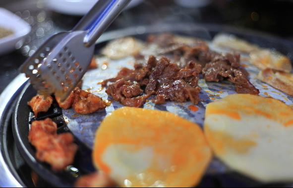 学韩式烧烤在哪里好
