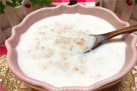 燕麦牛奶粥培训能教学吗
