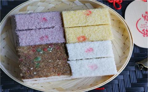 泰国香米糕培训要多少钱